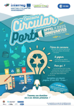 concours CIRCULAR PORT - 2021 - affiche